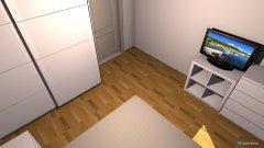 Raumgestaltung waldenbuch2 in der Kategorie Schlafzimmer