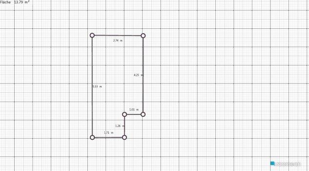 Raumgestaltung Wannsee Zimmer  in der Kategorie Schlafzimmer