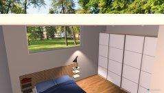 Raumgestaltung WE-3 Schlafzimmer in der Kategorie Schlafzimmer