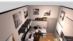 Raumgestaltung Weingarten_WG1_Design1 in der Kategorie Schlafzimmer