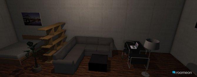Raumgestaltung wewe in der Kategorie Schlafzimmer