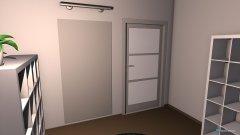 Raumgestaltung WG Adlershof in der Kategorie Schlafzimmer