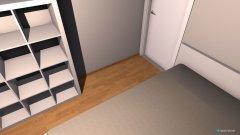 Raumgestaltung WG Artur Klein Zimmer in der Kategorie Schlafzimmer