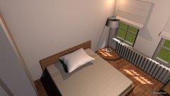Raumgestaltung WG Braunschweig  in der Kategorie Schlafzimmer