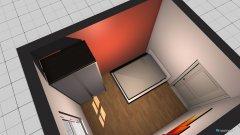 Raumgestaltung WG mit Dennis in der Kategorie Schlafzimmer