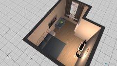 Raumgestaltung WG2 Zimmer 4 in der Kategorie Schlafzimmer