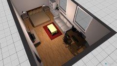 Raumgestaltung wg in der Kategorie Schlafzimmer