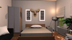 Raumgestaltung WGBS in der Kategorie Schlafzimmer