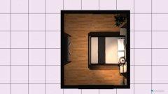 Raumgestaltung WHG Rotkreuz in der Kategorie Schlafzimmer