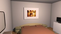 Raumgestaltung wilbe2 in der Kategorie Schlafzimmer