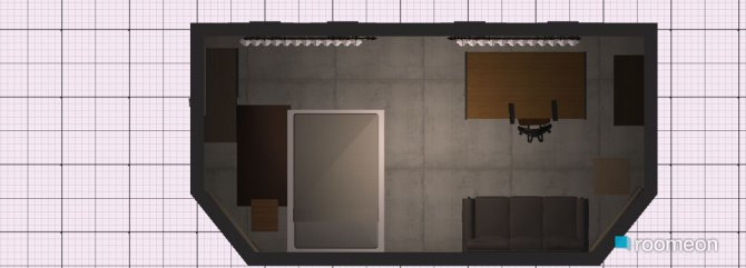 Raumgestaltung WIlhems in der Kategorie Schlafzimmer
