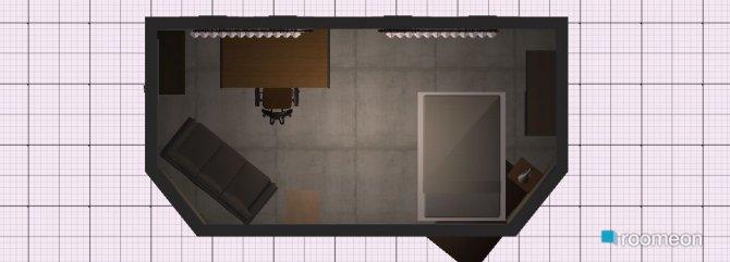 Raumgestaltung WIlhems_reverse in der Kategorie Schlafzimmer