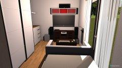 Raumgestaltung Willis Zimmer  in der Kategorie Schlafzimmer