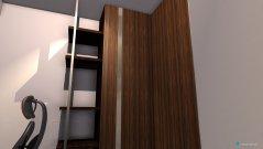 Raumgestaltung Wings Bedroom4 in der Kategorie Schlafzimmer