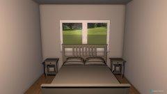 Raumgestaltung Winterhude2 in der Kategorie Schlafzimmer
