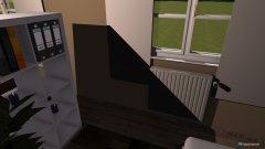 Raumgestaltung Wohn - und Schlafreich in der Kategorie Schlafzimmer