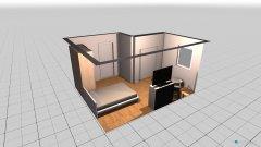 Raumgestaltung wohnen 1 in der Kategorie Schlafzimmer