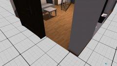 Raumgestaltung wohnung 214 in der Kategorie Schlafzimmer