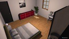 Raumgestaltung wohnung 4 schlafzimmer in der Kategorie Schlafzimmer