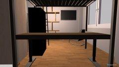 Raumgestaltung Wohnung Julius-Ertel-Str in der Kategorie Schlafzimmer