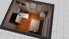 Raumgestaltung Wohnung.Lübeck in der Kategorie Schlafzimmer