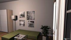 Raumgestaltung Wohnung Luitpold in der Kategorie Schlafzimmer