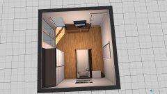 Raumgestaltung Wohnung Mami Schlafzimmer in der Kategorie Schlafzimmer