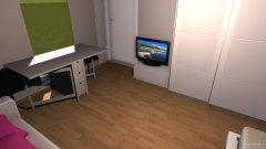 Raumgestaltung Wohnung Mannheim in der Kategorie Schlafzimmer