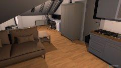 Raumgestaltung Wohnung oben in der Kategorie Schlafzimmer