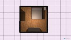 Raumgestaltung Wohnung Peter - SZ in der Kategorie Schlafzimmer