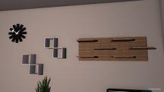 Raumgestaltung Wohnung René + Franzi in der Kategorie Schlafzimmer