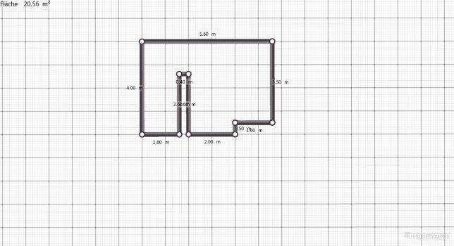 Raumgestaltung Wohnung Rostock 1 in der Kategorie Schlafzimmer