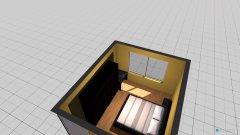 Raumgestaltung Wohnung-Schlafzimmer in der Kategorie Schlafzimmer