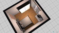 Raumgestaltung Wohnung Tilsiter Straße Schlafzimmer in der Kategorie Schlafzimmer