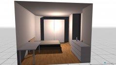 Raumgestaltung Wohnung Tübingen in der Kategorie Schlafzimmer