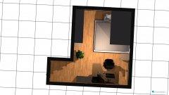 Raumgestaltung Wohnung Umbau Baby in der Kategorie Schlafzimmer