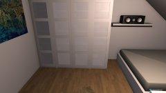 Raumgestaltung wohnung1 in der Kategorie Schlafzimmer