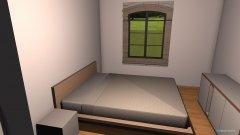 Raumgestaltung Wohnung_Georg in der Kategorie Schlafzimmer