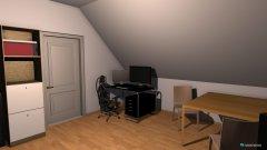 Raumgestaltung Wohnzimmer 2 in der Kategorie Schlafzimmer