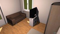 Raumgestaltung Wohnzimmer neu in der Kategorie Schlafzimmer