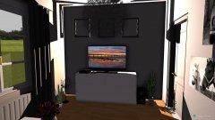 Raumgestaltung wohnzimmer + Schlafzimmer in der Kategorie Schlafzimmer