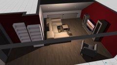 Raumgestaltung wohnzimmer in der Kategorie Schlafzimmer