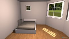 Raumgestaltung Wohung MS OP in der Kategorie Schlafzimmer