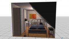 Raumgestaltung wohung in der Kategorie Schlafzimmer