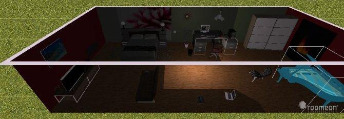 Raumgestaltung wunsch zimmer in der Kategorie Schlafzimmer