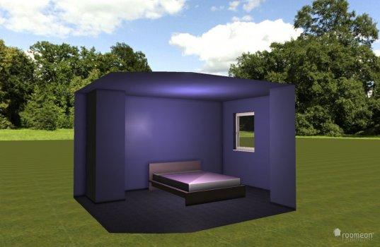 Raumgestaltung xc in der Kategorie Schlafzimmer