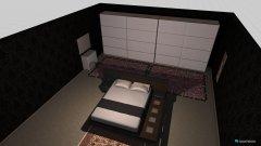 Raumgestaltung Xenia zeigen in der Kategorie Schlafzimmer