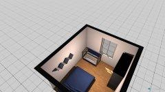 Raumgestaltung xxxxxxx in der Kategorie Schlafzimmer