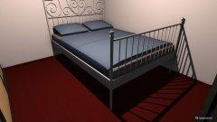 Raumgestaltung xy in der Kategorie Schlafzimmer
