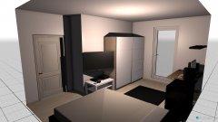 Raumgestaltung yad zimmer in der Kategorie Schlafzimmer